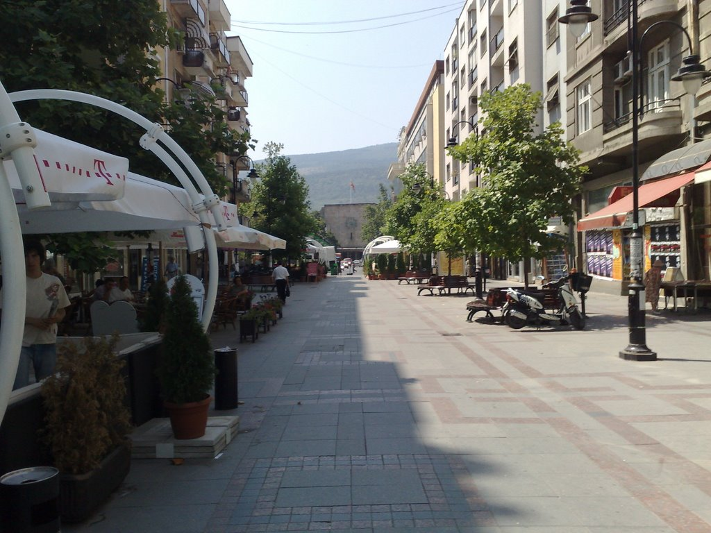 Macedonia Street View of GSI Translations Office Location
